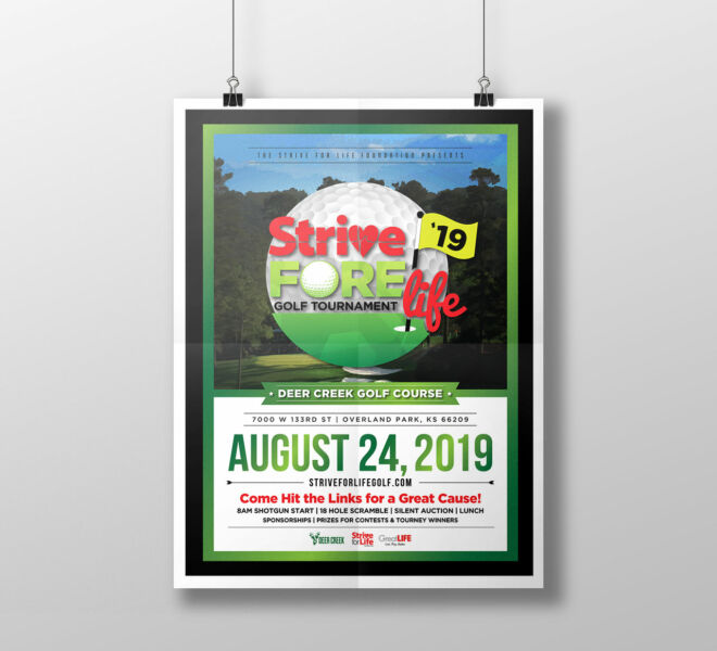 Strive-FORE-Life_poster